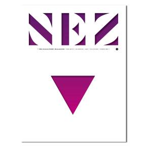 NEZ#03, the Olfactory Magazine's First English Issue, is Here!