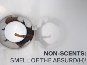 NON-SCENTS: SMELL OF THE ABSURD(H)!